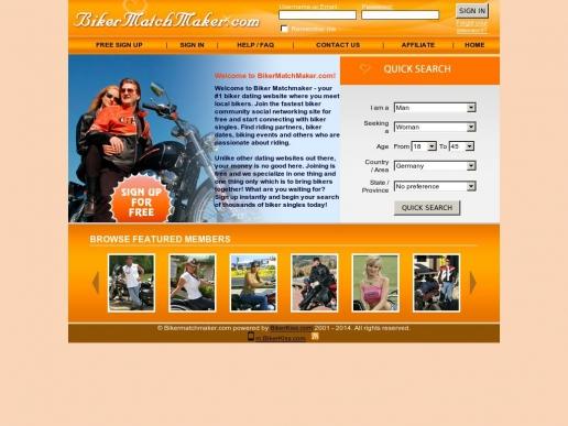 bikermatchmaker.com thumbnail