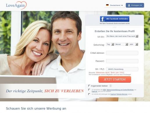 loveagain.com thumbnail