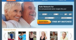 larkspur senior dating site Finding love on dating sites can be challenging, but it doesn't have to be we compare some of the best senior dating websites for finding the one online from the top dating sites, to those that offer free matches, this is the place to start.