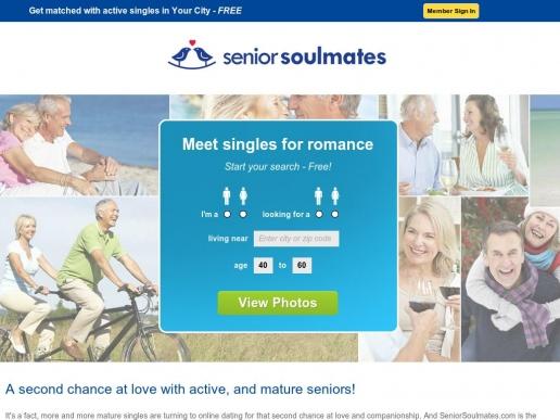 seniorsoulmates.com thumbnail