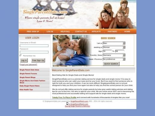 singleparentdate.com thumbnail