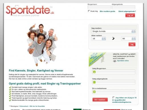 sportdate.dk thumbnail