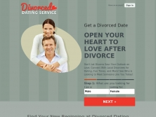 divorceddatingservice.net thumbnail
