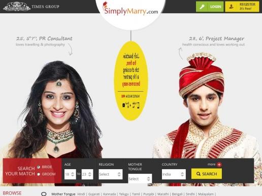 simplymarry.com thumbnail