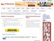 123-matrimonials.com thumbnail