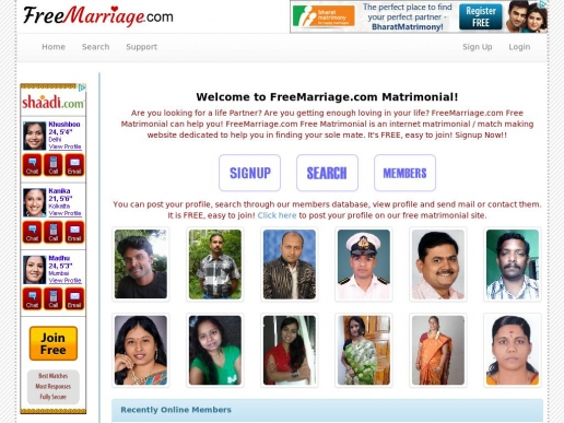 freemarriage.com thumbnail