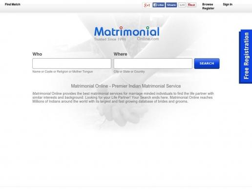 matrimonialonline.com thumbnail