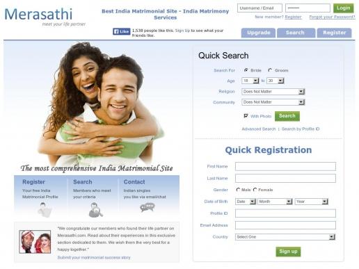 merasathi.com thumbnail