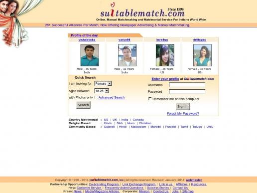 suitablematch.com thumbnail