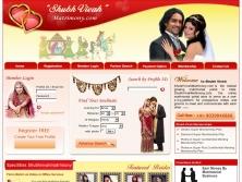 shubhvivahmatrimony.com thumbnail