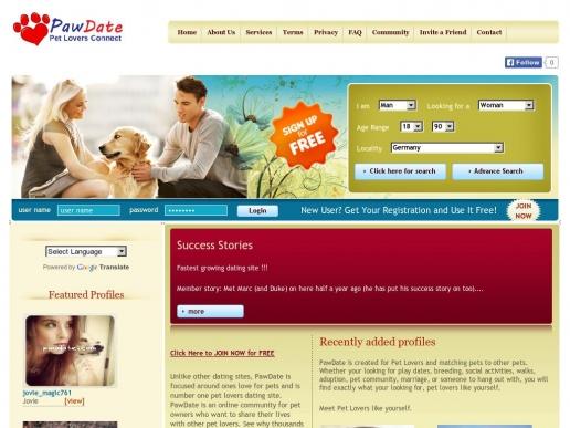 pawdate.com thumbnail
