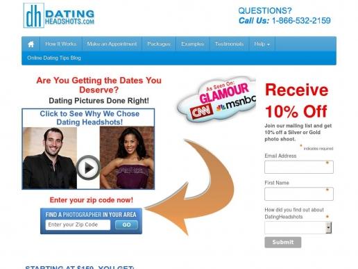 datingheadshots.com thumbnail