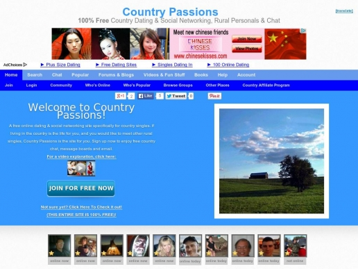 countrypassions.com thumbnail