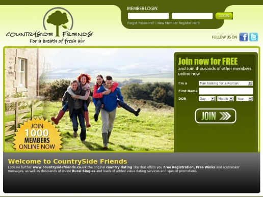 countrysidefriends.co.uk thumbnail