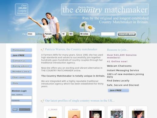 thecountrymatchmaker.com thumbnail