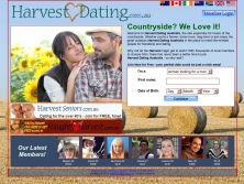harvestdating.com.au thumbnail