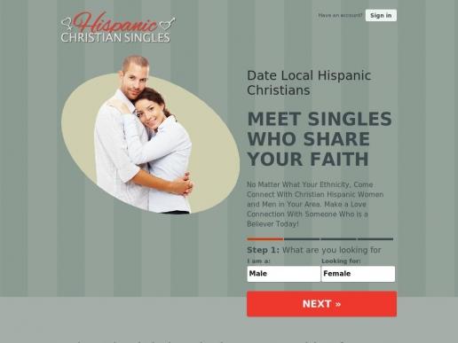 hispanicchristiansingles.com thumbnail