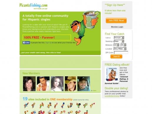picantefishing.com thumbnail