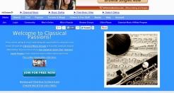 classicalpassions.com thumbnail