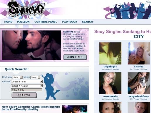 swurve.com thumbnail