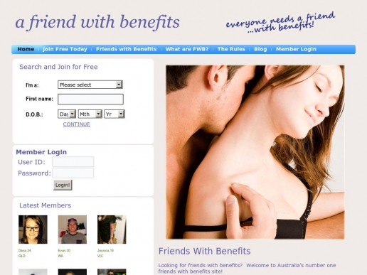 afriendwithbenefits.com.au thumbnail