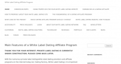 privatelabeldating.com thumbnail