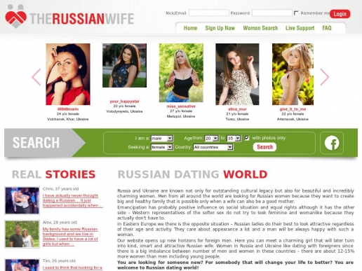 therussianwife.com thumbnail