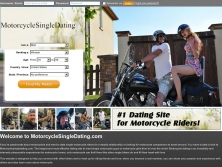 motorcyclesingledating.com thumbnail