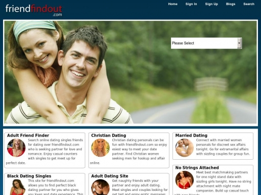 friendfindout.com thumbnail