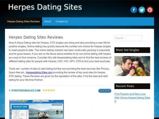 herpesdating-sites.com thumbnail