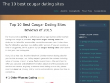 toptencougardatingsites.com thumbnail