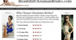 beautifulukrainianbrides.com thumbnail