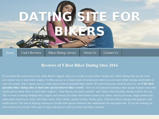 datingsiteforbikers.com thumbnail