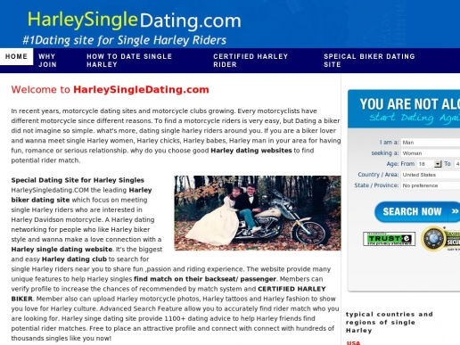 harleysingledating.com thumbnail
