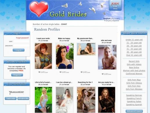 gold-brides.com thumbnail