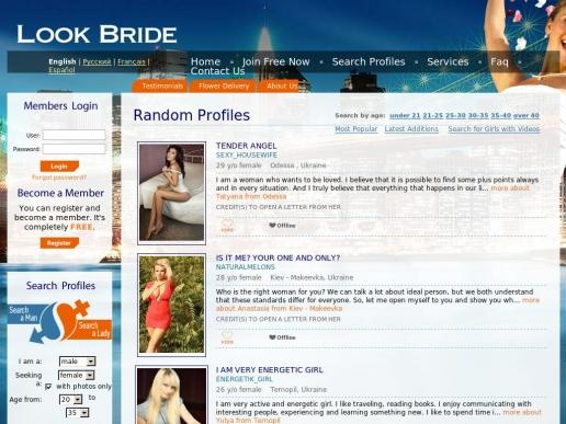 lookbride.com thumbnail