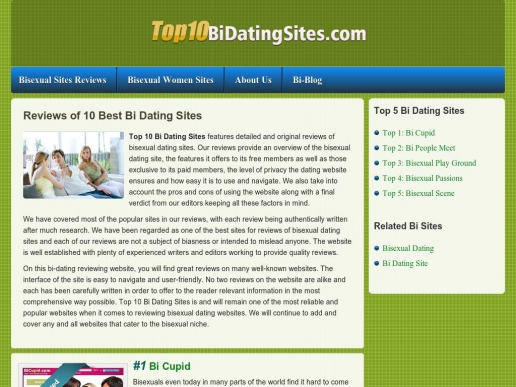 List of dating sites in the world