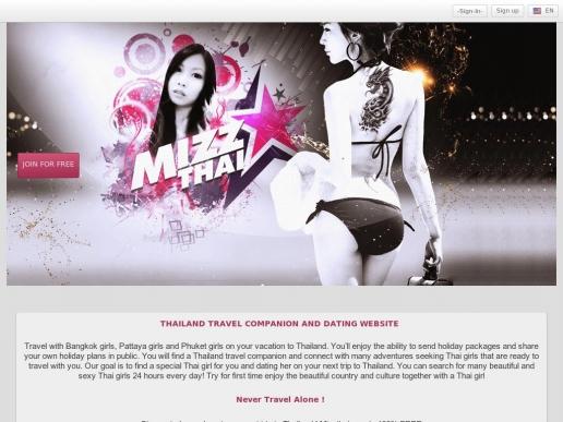 mizzthai.com thumbnail