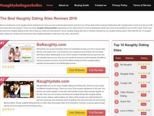 naughtydatingwebsites.com thumbnail