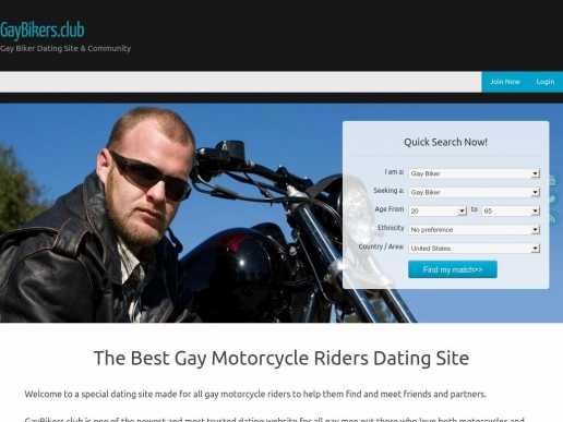 gaybikers.club thumbnail