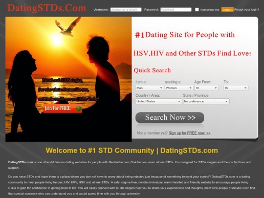 datingstds.com thumbnail
