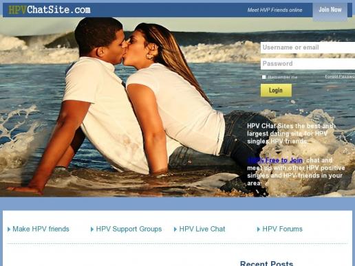 hpvchatsite.com thumbnail