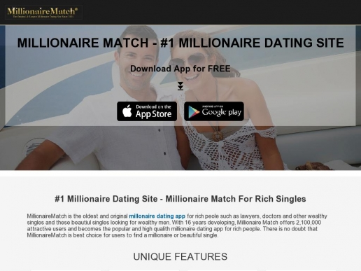 millionairedatingapp.us thumbnail