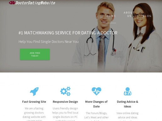 doctordatingwebsite.com thumbnail