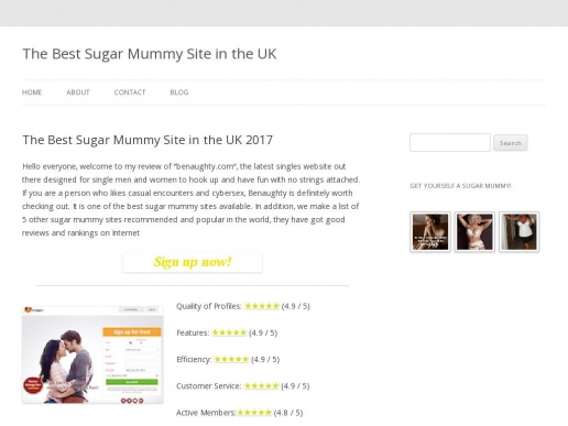 sugarmummysite.co.uk thumbnail
