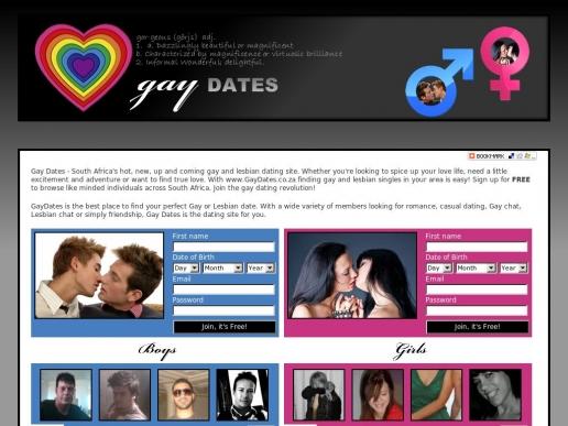 gaydates.co.za thumbnail