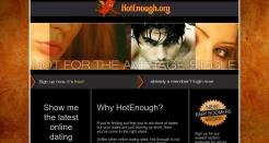 hotenough.org thumbnail