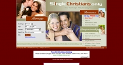 singlechristiansonly.com thumbnail