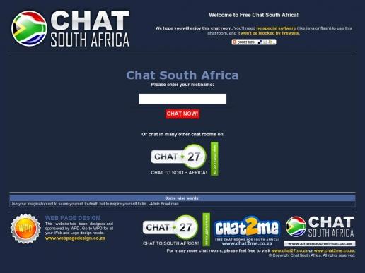 chatsouthafrica.co.za thumbnail