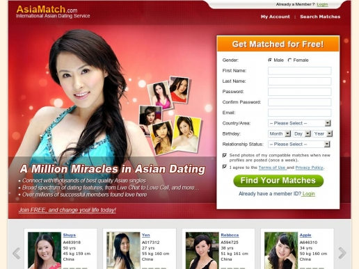 Biggest Thai Dating Site